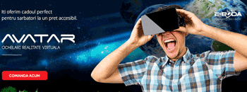 Ochelari Realitate Virtuala EBODA AVATAR