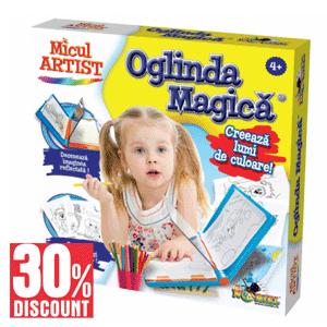 Oglinda magica Trusa Micului Artist