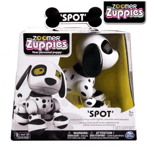 Catel Robot inteligent Spot Dalmatian