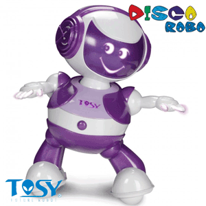 Roboteii dansatori DiscoRobo de la Nicoro