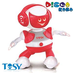 DiscoRobo - Robotelul dansator Andy Rosu