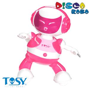 la Nicoro: Robotul Dansator DiscoRobo Roz Ruby pentru fetite