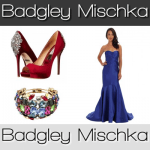 Rochii, pantofi si bijuterii de lux Badgley Mischka pentru exclusiviste