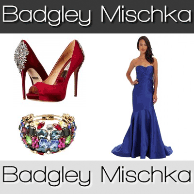 Badgley Mischka in Romania, colectia de imbracaminte, incaltaminte si bijuterii