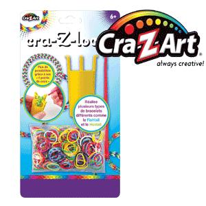 Set de creatie Cra-z-Loom Impletituri in V