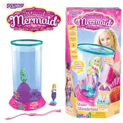 Sirena magica cu acvariu Zuru Toys