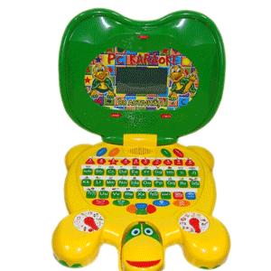 Computerul Testoasa PC Karaoke Noriel are 88 de activitati diferite cu exercitii lingvistice, aritmetice, numerice si jocuri de dezvoltare a abilitatilor copiilor. Computerul Testoasa PC Karaoke Noriel este recomandata copiilor cu varsta peste 3 ani.