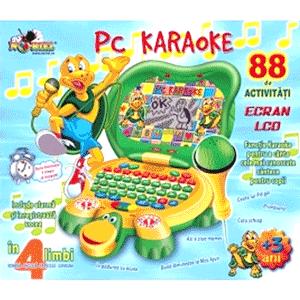 Laptopul Karaoke Testoasa de la Noriel Turtle PC