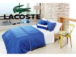 Lenjerii de pat Lacoste Denab Comforter Set - Twin