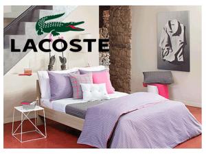 Lenjerie de pat Lacoste Williamsburg Twin Comforter Set