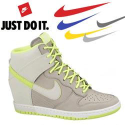 Platforme Nike Dunk Sky Hi 528899-008