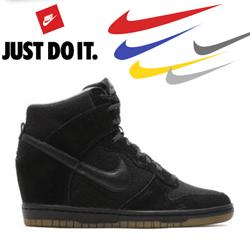 Platforme Nike Dunk Sky Hi Essential 644877