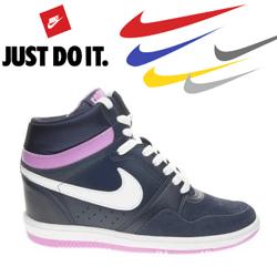 Platforme Nike Dunk Sky Hi Essential 629746-400