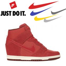Platforme Nike Dunk Sky Hi Essential 644877-600