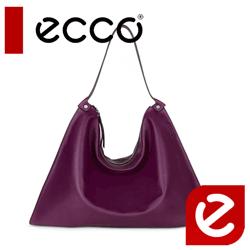 Geanta din piele minimalista ECCO  Sculptured