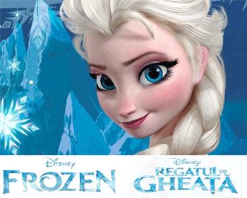 Jucarii Disney Frozen - Regatul de Gheata