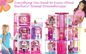 Set Barbie Jucarie Casa de Vis Life in the DreamHouse