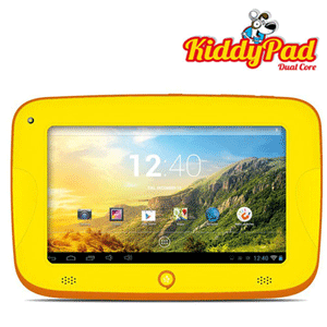 Tableta KiddyPad EasyPix cu control parental