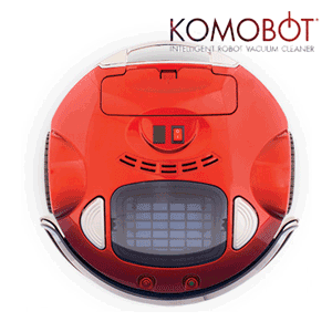 Aspiratorul Robot KomoBot Smart