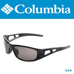 Ochelari de soare Columbia unisex negri