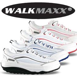Adidasi dama si barbati Walkmaxx Sporty cu talpa anatomica