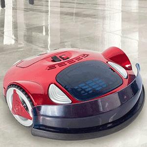 Aspiratorul inteligent KomoBot Smart care aspira singur. Aspiratorul din reclama TV Mediashop