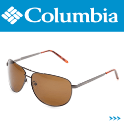vezi oferta Ochelari de soare Columbia unisex cu lentile maro