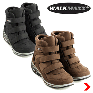 Ghetele ortopedice Walkmaxx pentru barbati si femei