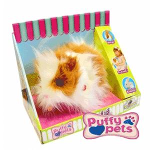 Hamsterul din plus Topaila Puffy Pets la BestKids