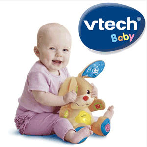 vezi in oferta: Iepurasul de plus Vtech interactiv