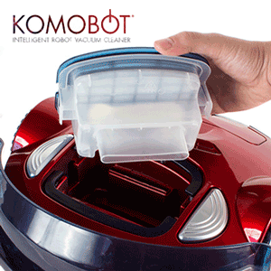 Aspirator Robot Komobot in oferta de pret