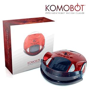 Aspiratorul inteligent Komobot Smart care aspira singur