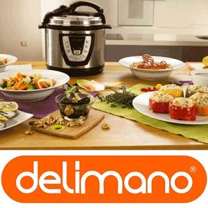 Oala electrica Multicooker Pressure Delimano