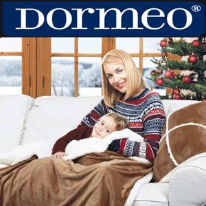 Oferta Dormeo Warm Hug Set Patura si Perna
