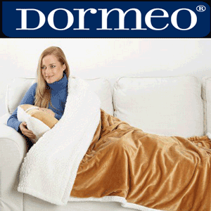 Paturi si perne calduroase Dormeo Warm Hug