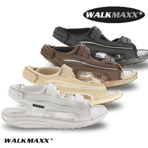 Sandalele mersului sanatos WALKMAXX