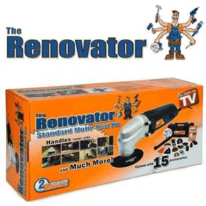Setul de aparate pentru renovari Renovator in oferta TopShop