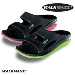 Slapii Walkmaxx cu talpa rotunjita pentru barbati si femei