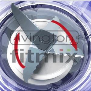 Blender FitMix cutite Piranha