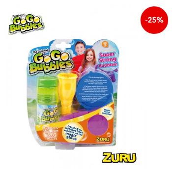 Baloanele saltarete GoGo Bubbles Bouncing a Bubble la Noriel
