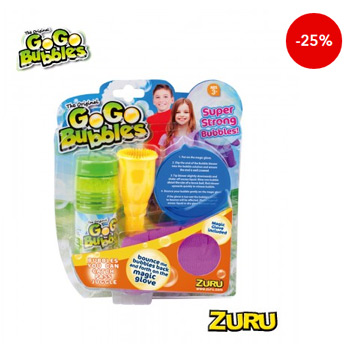 Baloanele Magice Saltarete GoGo Bubbles