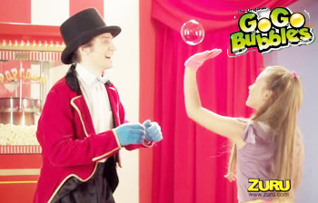Baloanele Magice Saltarete Rezistente GoGo Bubbles Noriel