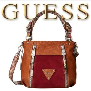 Genti GUESS Presley Small Satchel