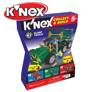 KNEX Set constructie Camion cu remorca