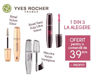 Cosmetice in Promotie la Yves Rocher Online