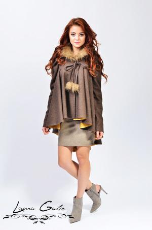Palton Chic Designer Laura Galic