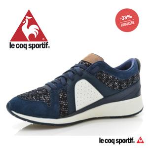 Pantofi sport cu platforma LE COQ SPORTIF BOISSIERE TWEED