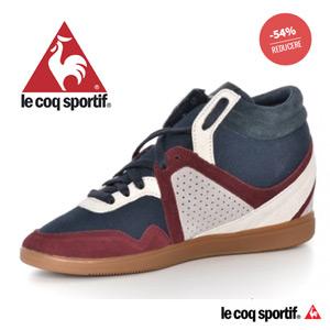 Pantofi sport cu platforma LE COQ SPORTIF pentru femei MONGE HEAVY CVS