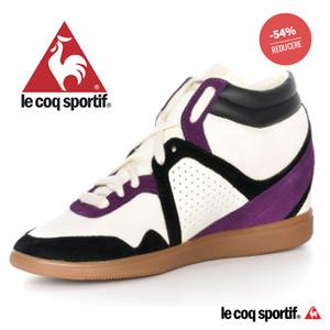 Platformele sport Le Coq Sportif Monge Twill CVS
