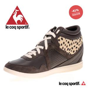 Pantofi sport cu platforma LE COQ SPORTIF pentru femei